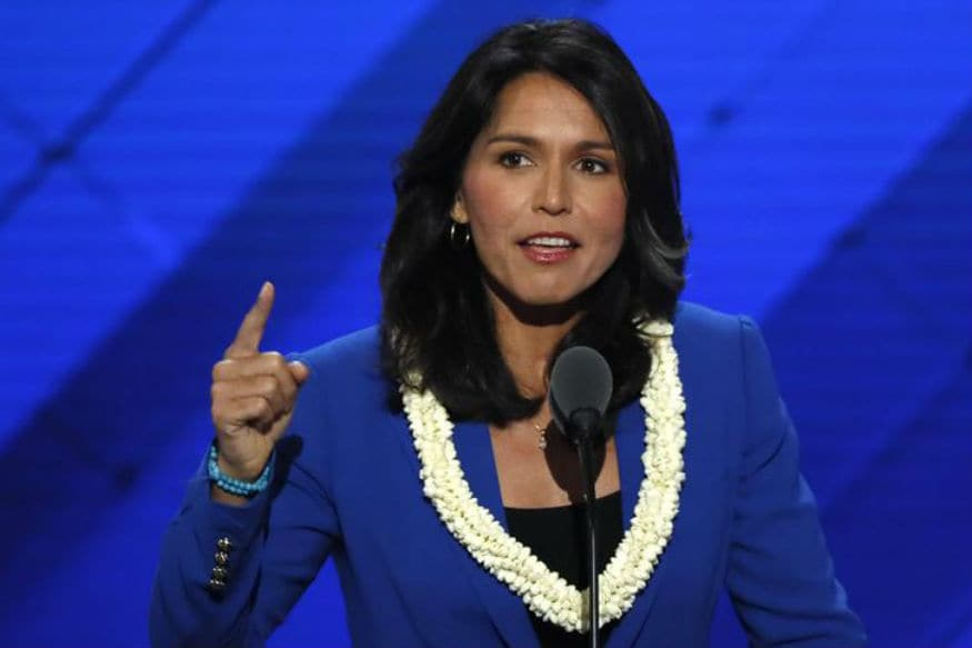 Tulsi Gabbard Rules Out Running as an Independent Presidential Candidate