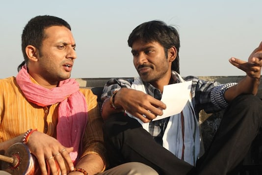 Zeeshan Ayyub in a still from Raanjhanaa.