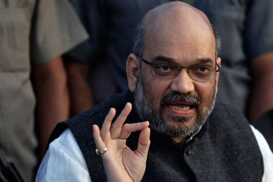 File photo of BJP president Amit Shah (REUTERS)