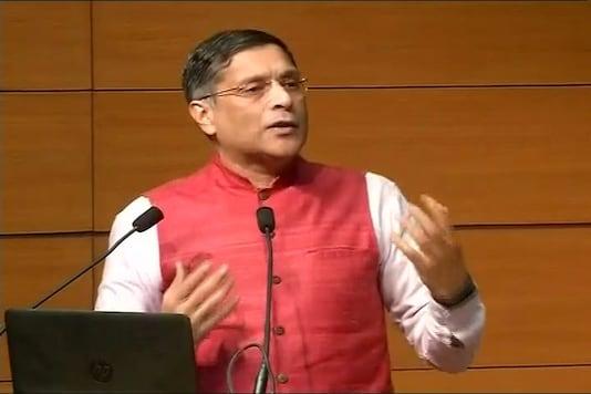 File photo of Chief Economic Adviser Arvind Subramanian.