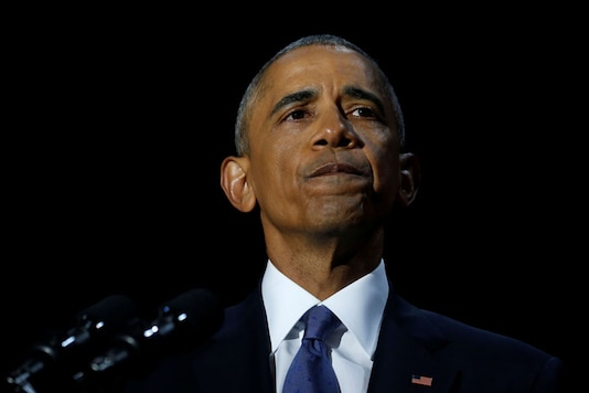 File photo of former US President Barack Obama. (Image: Reuters)