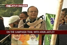 Watch: The Campaign Trail with Arun Jaitley