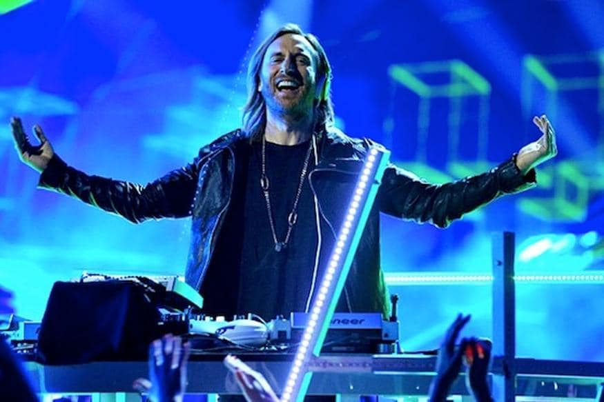 David Guetta to Perform in Mumbai on January 15