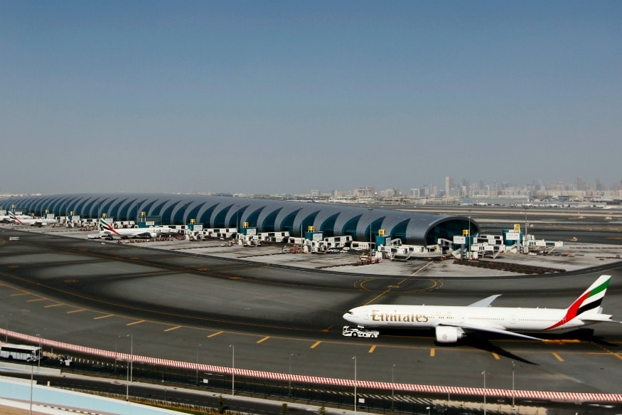 Flights Grounded at Dubai Airport after Drone Activity: Report