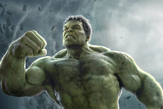 File photo of Marvel superhero Hulk.