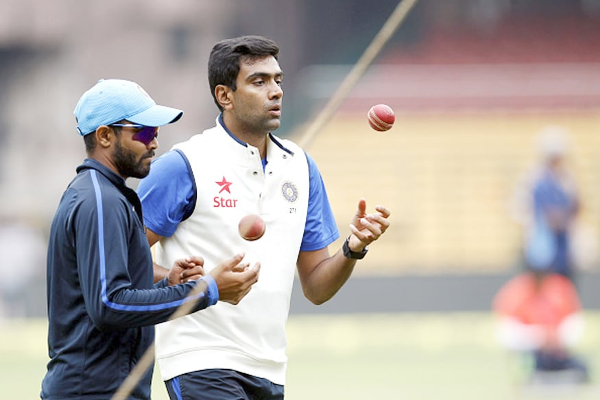 Ravichandran Ashwin and Ravindra Jadeja. (Getty Images)
