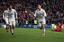 James Double Helps Real Madrid Thrash Sevilla in Copa Del Rey Quarters
