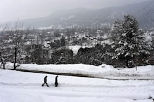 Kashmir Valley Braces for Spell of Wet Weather
