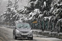 Heavy Snowfall Brings Kashmir Valley to Standstill