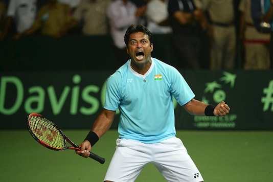Can Leander Paes clinch the double's gold? (Getty Images)