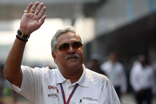 File photo of liquor baron and founder of now defunct Kingfisher Airlines Vijay Mallya.