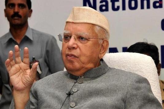 File image of ND Tiwari.