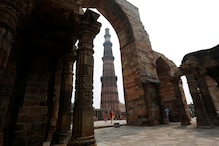 Covid-19: Qutub Minar Gets Max Footfall, Turnout Very Low at ASI Monuments in Delhi on Day 1