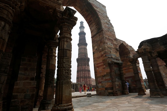 Qutub Minar, New Delhi (Photo courtesy: Reuters)