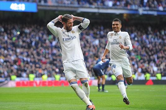 Sergio Ramos. (Getty Images)