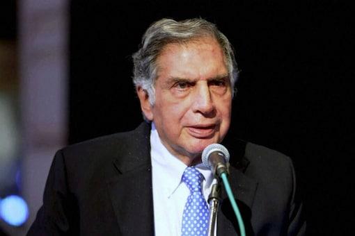 File photo of Tata Trusts chairman Ratan Tata.