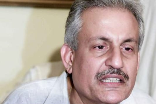 Senate Chairman Raza Rabbani was among the politicians who claimed fake bank accounts had been opened in their names. (File photo: Reuters)