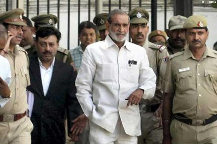 Sikh Inmates to be Kept Away From Sajjan Kumar's Ward in Delhi's Mandoli Jail