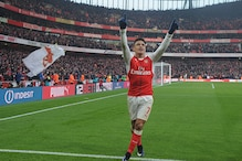 EPL: Ten-man Arsenal Go Second With 2-1 Win Over Burnley