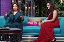 Koffee With Karan: Farah Khan, Sania Mirza To Talk About Shirtless Men, Ranveer and Ranbir