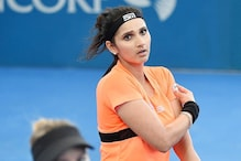 Cincinnati Masters: Sania Mirza, Rohan Bopanna Crash Out