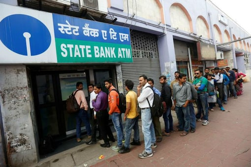 File photo of an SBI ATM. (Reuters)