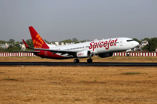 File image of SpiceJet aircraft. (Image: Reuters)