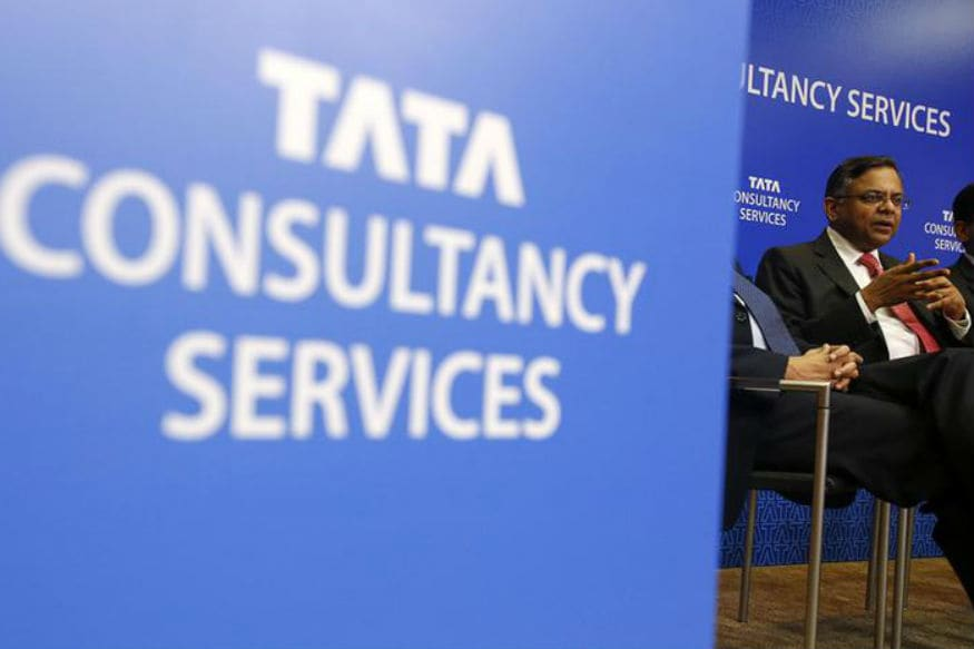 TCS Shares Close Down Nearly 1% on Expectations of Weak Q3 Results