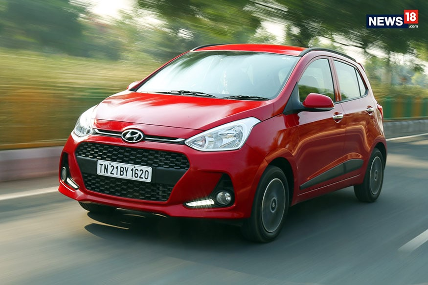 Hyundai Grand i10 Prices Hiked By Up To Rs 3%