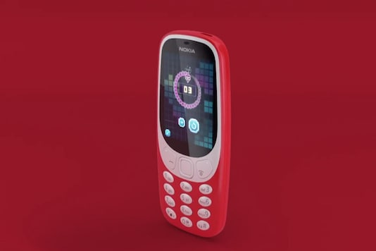 Nokia 3310 was launched at MWC 2017, Barcelona with the iconic 'Snake' game in it. (Image: Nokia)