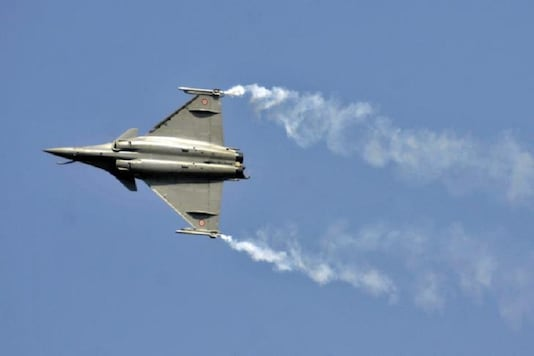 File photo of a Rafale fighter jet. (Getty Images)
