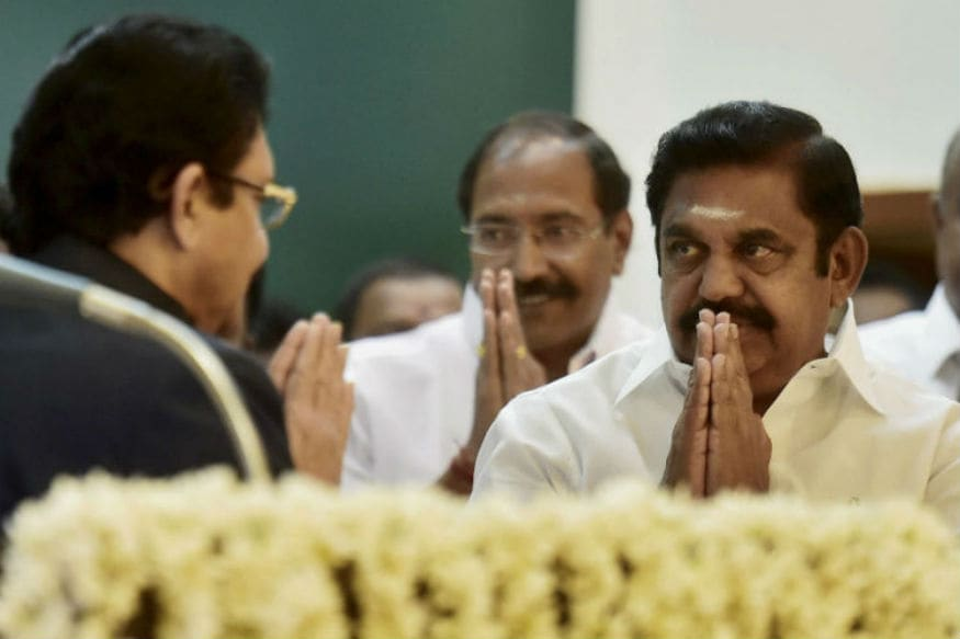 Tamil Nadu CM Indicates Disqualified AIADMK MLAs Welcome to Come Back