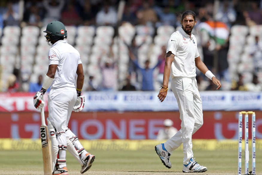 In Pics: India vs Bangladesh, Only Test, Day 5 in Hyderabad