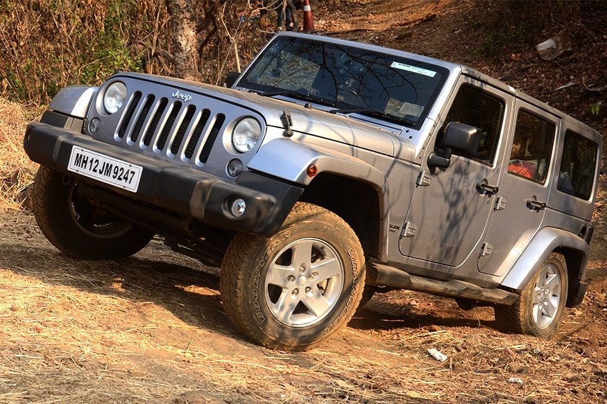 Jeep Wrangler Petrol Launched in India at Rs 56 Lakh, Gets