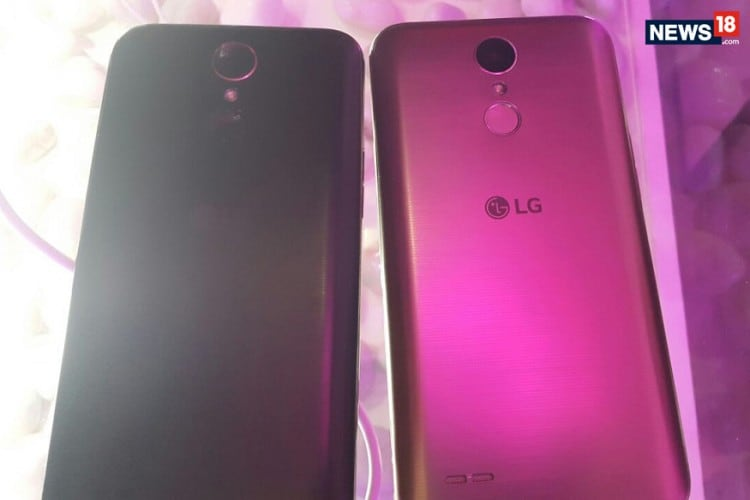 LG India, K10 Smartphone, #TheDhaakadPhone, Panic Button, Android Smartphone, Pebble design, Android Nougat, Android Smartphone, Technology News