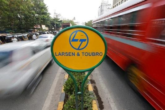 File photo of L&T's logo. (Image: Reuters)