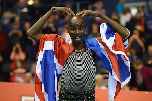 File image of Mo Farah.(Getty Images)