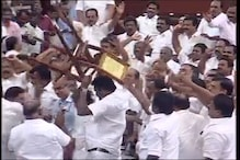 In India's State Assemblies, Chaos Isn't a New Phenomenon