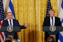 In Warning to Israel's Netanyahu, Bow Across Trump, US House Endorses Two-state Solution Along West Bank