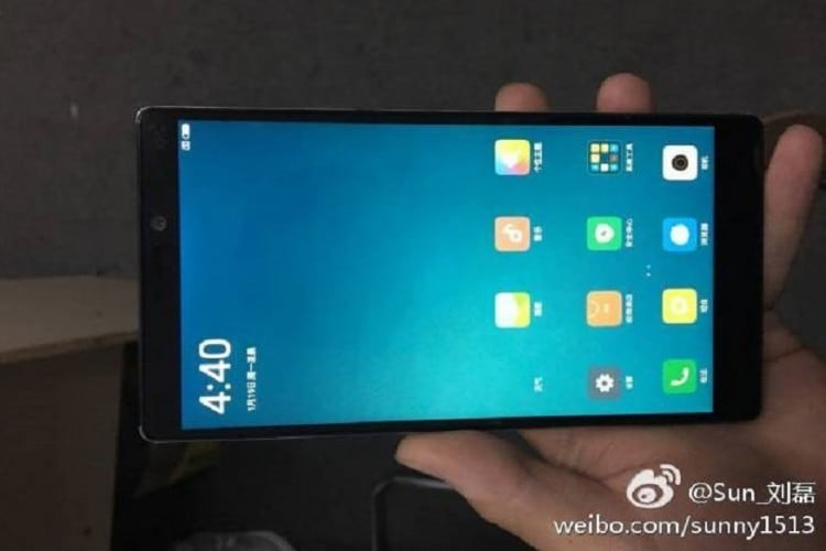 Xiaomi Mi 6, Leaked Images, Qualcomm Snapdragon 835 processor, Flagship Smartphone, MiUI, Android Nougat, Technology News