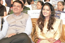 Don't Think BJP Responsible For Breaking Alliance With Sena, Says Amruta Fadnavis