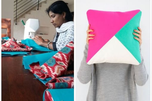 This Sister Duo Recycles Your Old Clothes And Turns Them Into Covers and Quilts