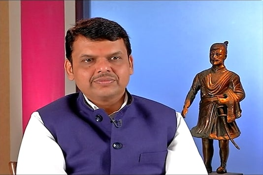 File photo of Maharashtra Chief Minister Devendra Fadnavis.