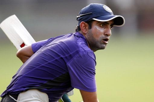 File photo of Gautam Gambhir. (Getty Images)
