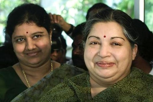 File image of the late Tamil Nadu CM Jayalalithaa
