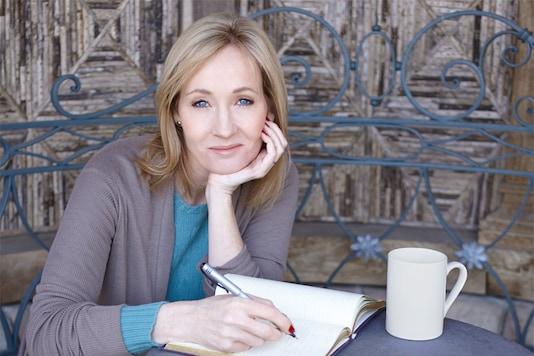 A file photo of JK Rowling.