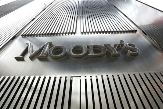 A Moody's sign is displayed on 7 World Trade Center, the company's corporate headquarters in New York. (File photo: Reuters/Brendan McDermid)