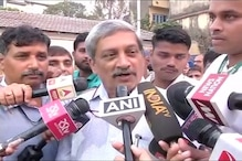 Parrikar Among Early Voters in Goa, Dodges Question on BJP's CM Pick