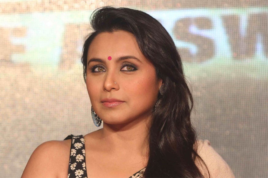 Image result for Rani Mukerji: It's Important for Mothers to Have a Career and Not Feel Guilty About It