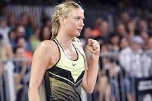 Sharapova's Wimbledon Qualifying Bid to be Broadcast